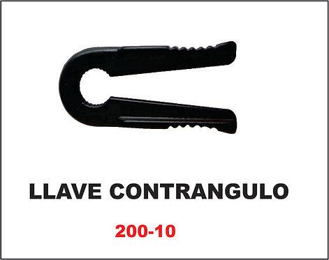 Llave Contrangulo