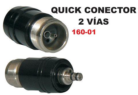 Quick Conector 2 Vias