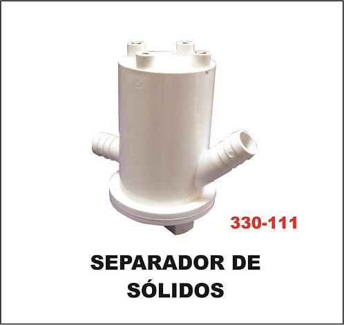 Separador de sólidos