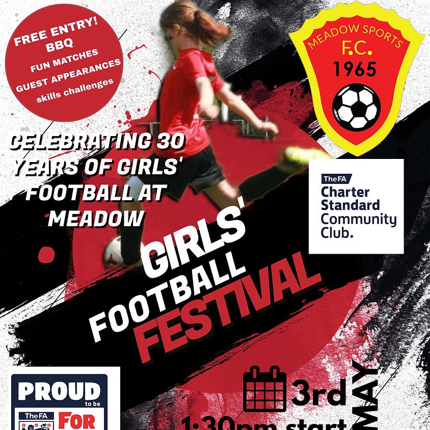 Girls' Football Festival