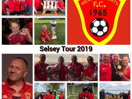 Meadow Tour to Selsey -what a weekend!