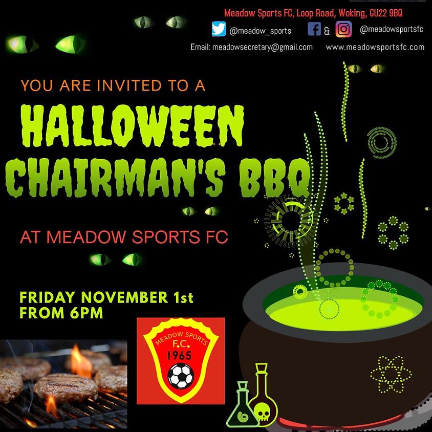 Chairman's BBQ - 1st November