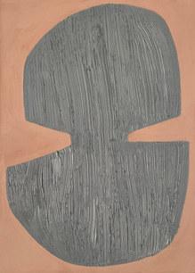 La danse de la lune, 2021, huile sur toile, 24x33 cm