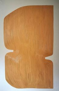The silence of the sun, 2020, huile sur toile, 140x210 cm