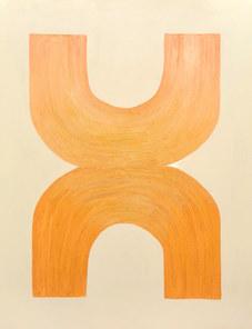 L'union sacré, juillet 2020, huile sur toile, 114x146 cm