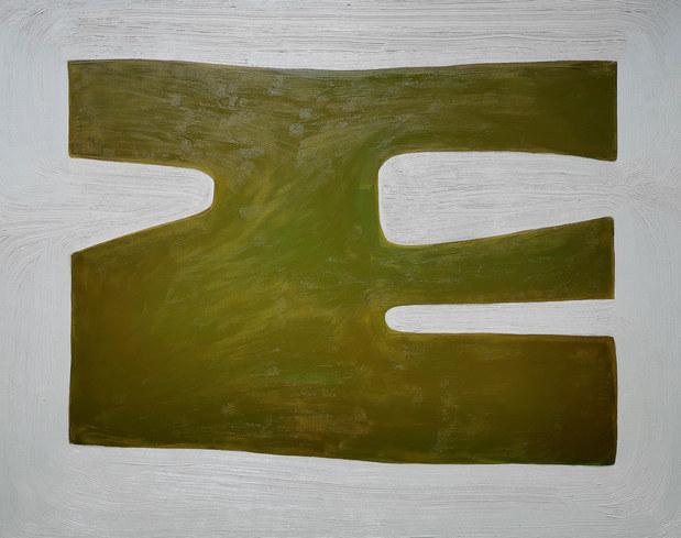 De natura requiem, 2020, huile sur toile, 92x73 cm