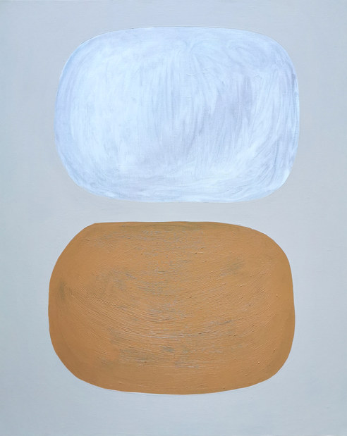 Le miroir de Vénus, 2020, huile sur toile, 65x81 cm