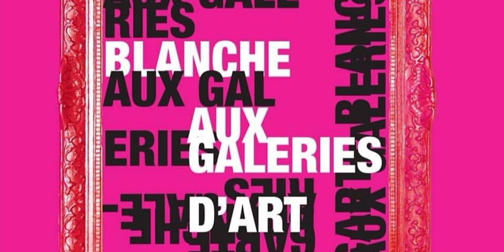 Carte blanche / Galerie Exit Art