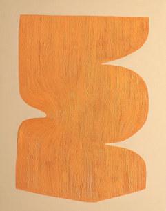 Le temple d'Iris, 2020, huile sur toile, 73x92 cm COLLECTION PRIVEE