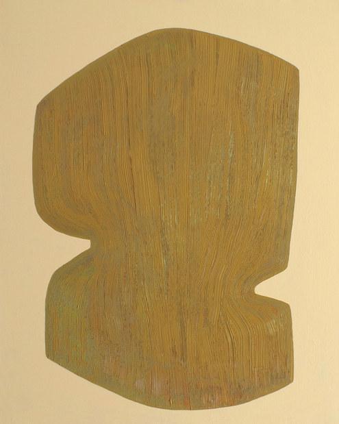 Virgin forest, 2020, huile sur toile, 65x81 cm