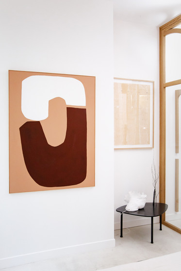 Amelie Maison d'art, octobre 2020