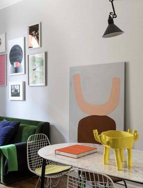Maison de Molly Molloy, reportage de D-Republica, Italie, interior styling par Chiara Del Canto et photo par Helenio Barbetta