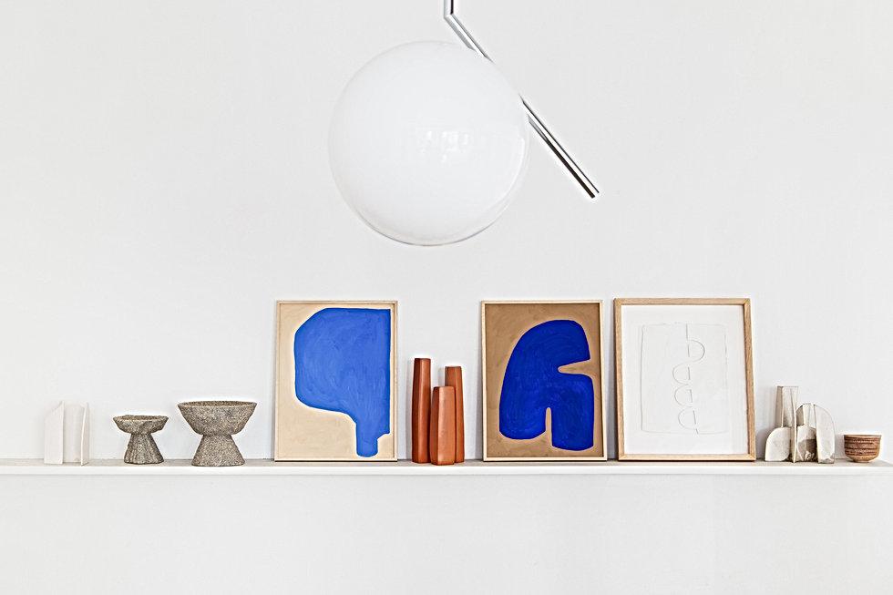 Virginie Hucher - Amelie Maison d'Art -