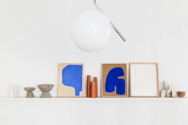 Amelie Maison d'art, juillet 2020