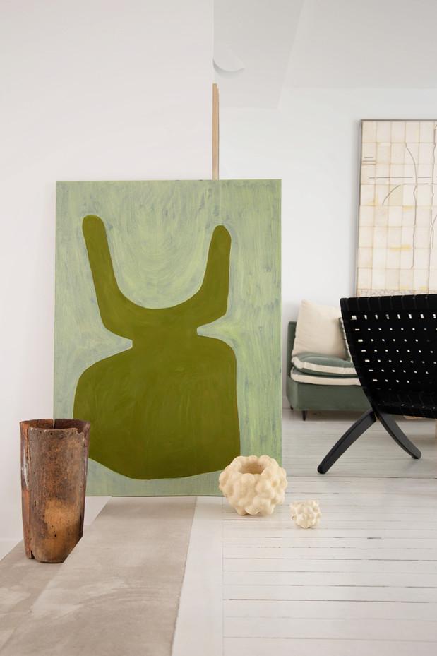 Amelie Maison d'art, juin 2020