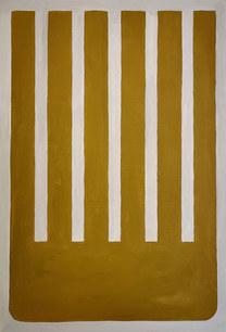 Sous les rayons du soleil, 2020, huile sur toile, 38x55 cm