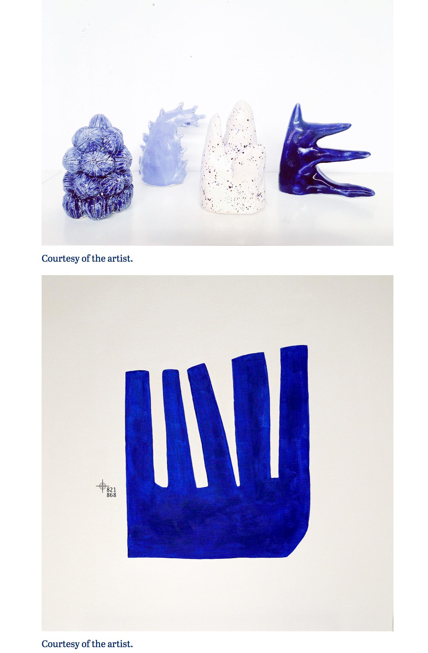 Femmes d'art, Marie-Stéphnaie Servos, janvier 2020