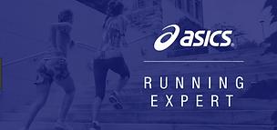 Andy's Sportladen Allschwil/Basel ist ausgezeichnet als Asics Running Expert