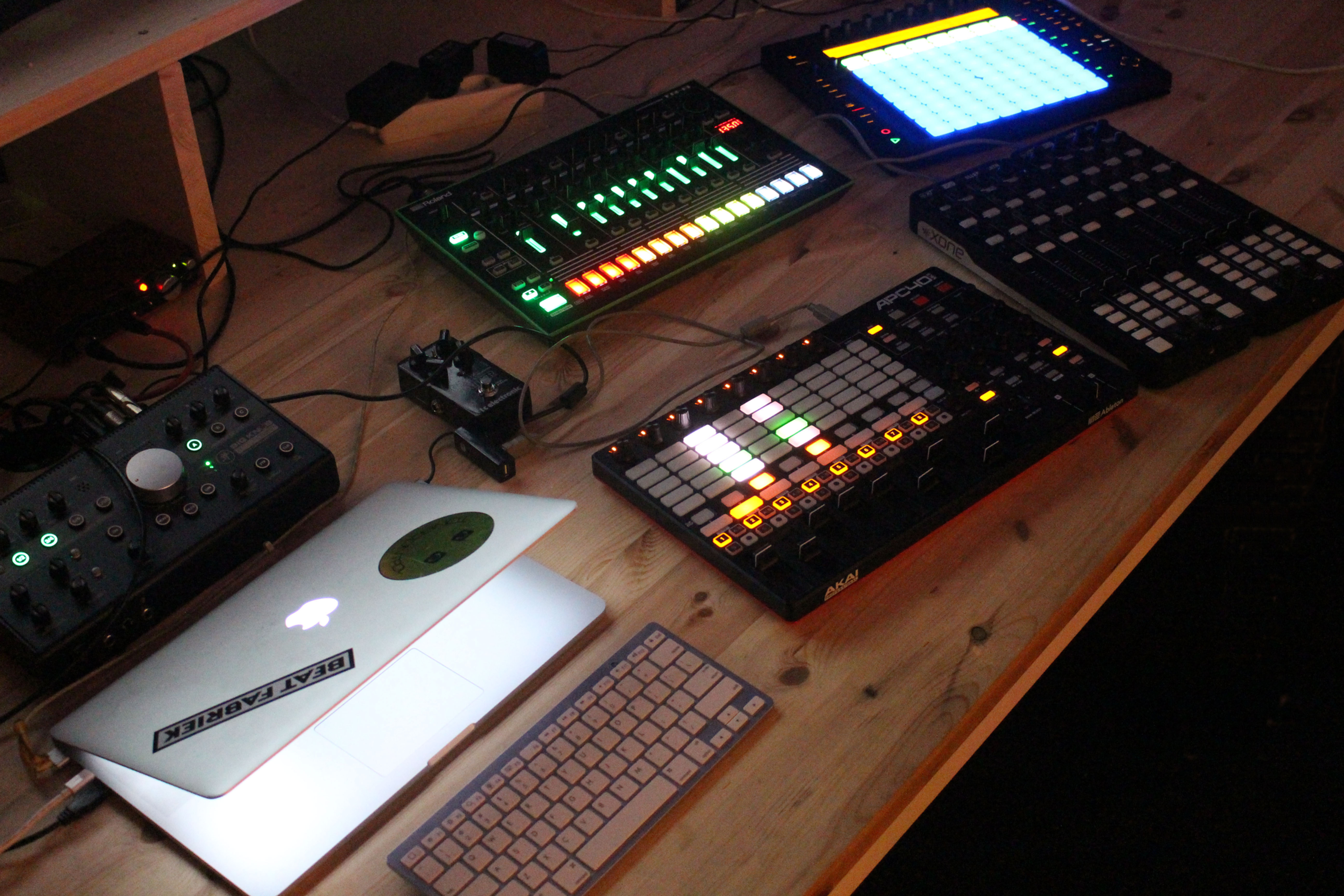 EMP1: Electronic Music Production Course
