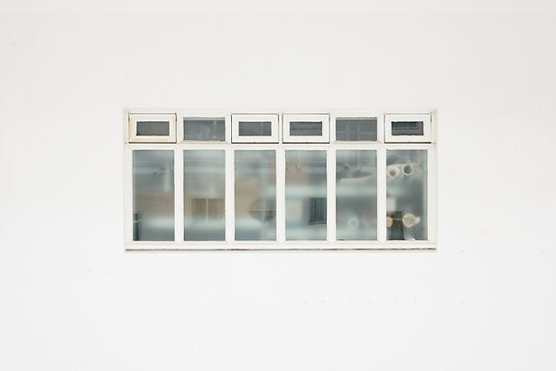 Window and White Wall