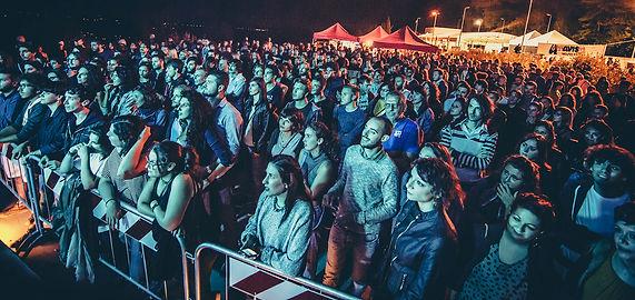 spettatori rockunmonte festival