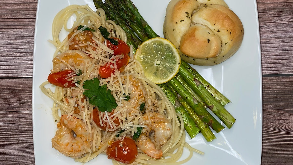 Shrimp Scampi eRecipe