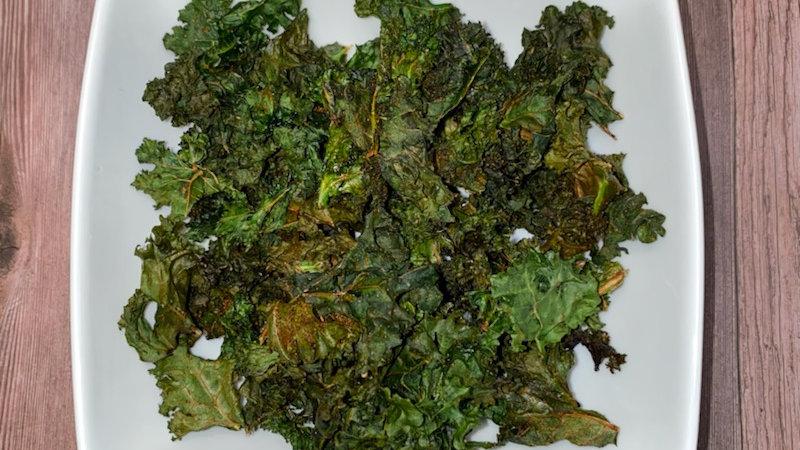 Kale Chips eRecipe
