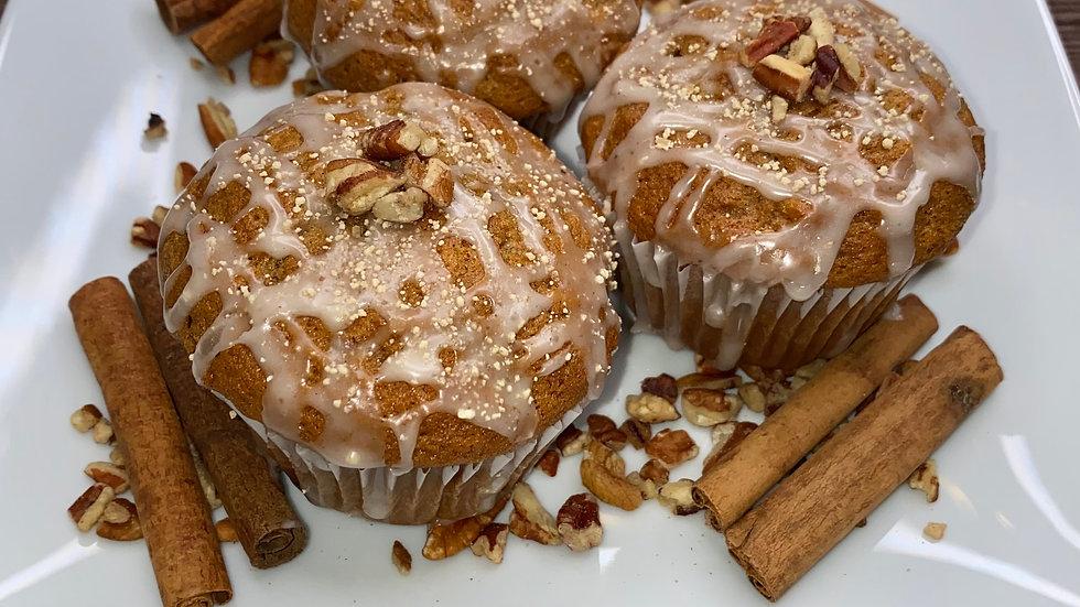 Honey Butter Baby Banana Bread Muffins eRecipe