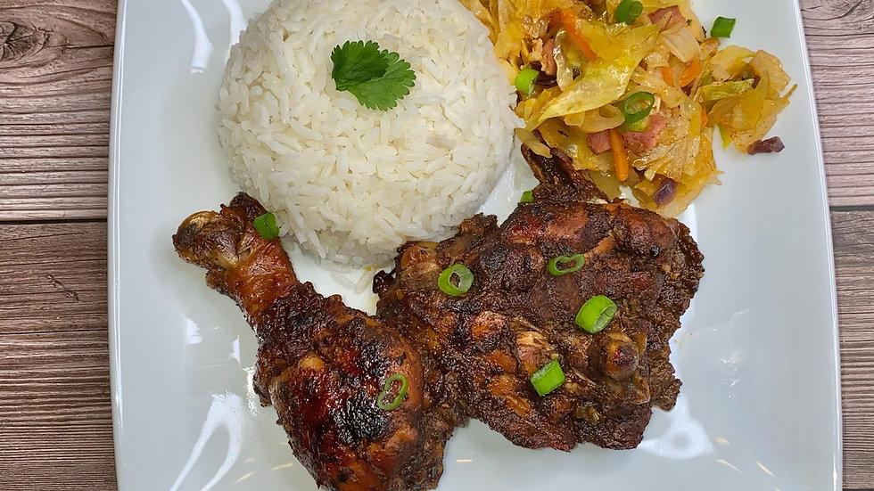 Stew Chicken eRecipe