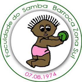 símbolo oficial Barroca Zona Sul