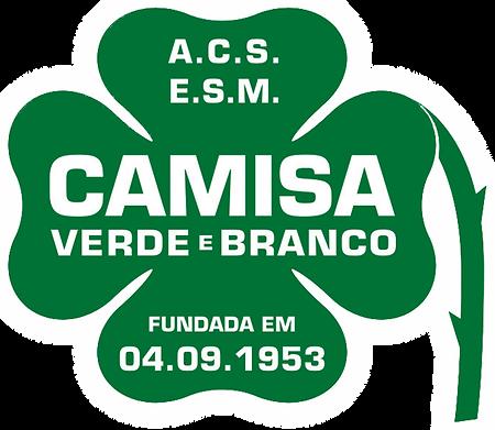 símbolo oficial Camisa Verde e Branco
