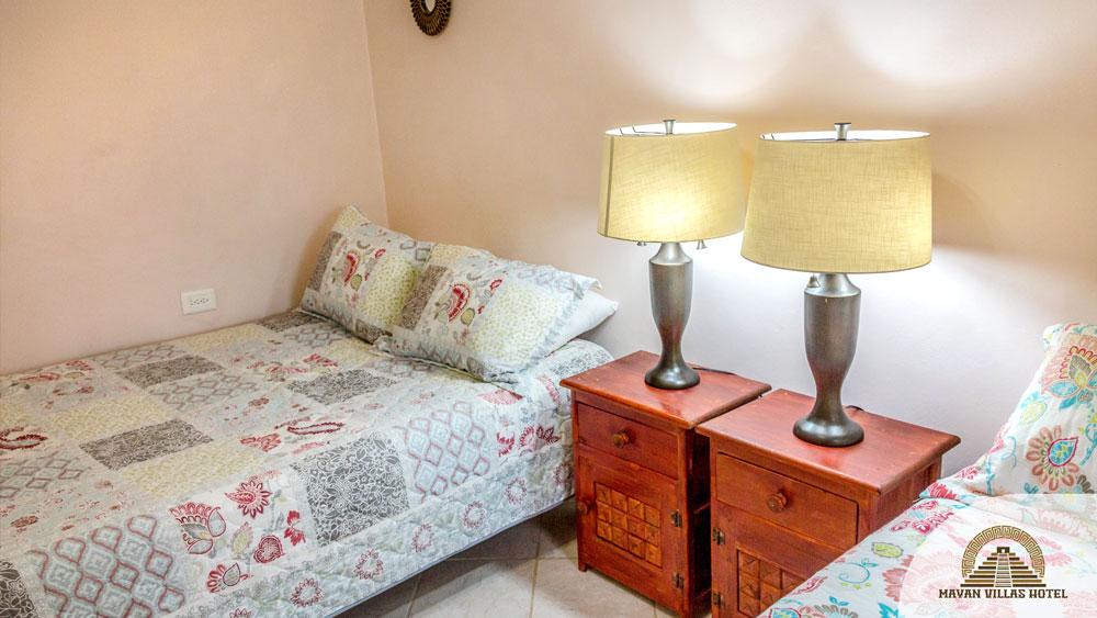 Mayan Villa: Double Room