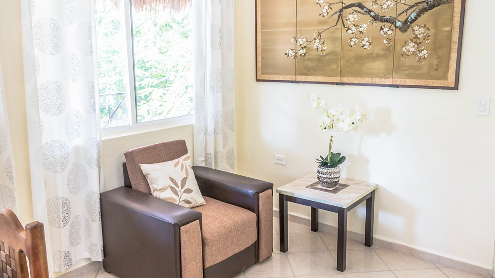 Bamboo Suite: Living Room Chair
