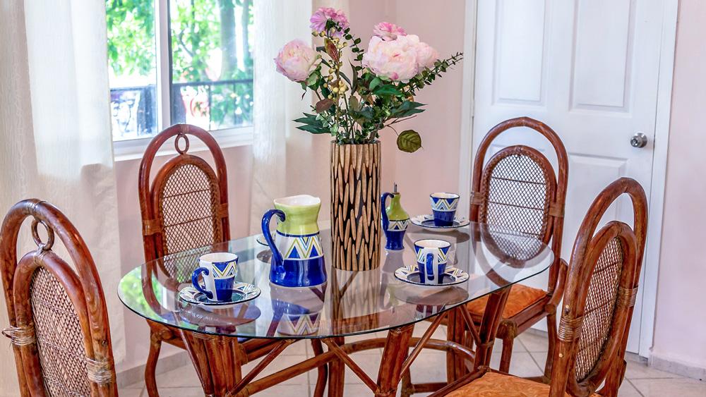 Mayan Villa: Dining Room