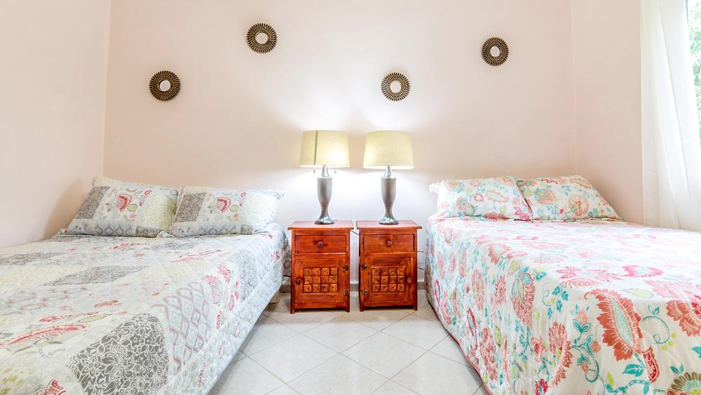 Mayan Villa: Double Bedroom