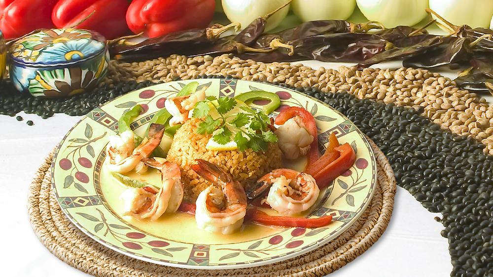 Shrimp Mexicana