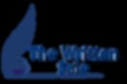 The Written Sale Navy Blue Transparent P