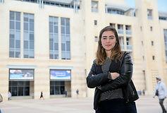 מרים סלע מנהלת קהילות דיגיטליות בעיריית ירושלים
