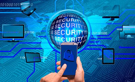 A segurança dos seus dados pessoais