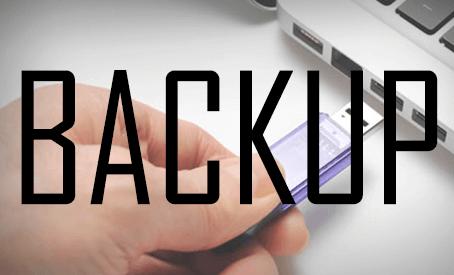 Backup: A segurança dos seus dados