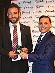 premio estrella de oro a la excelencia p
