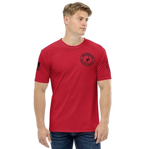 Men's T-shirt KSV Red