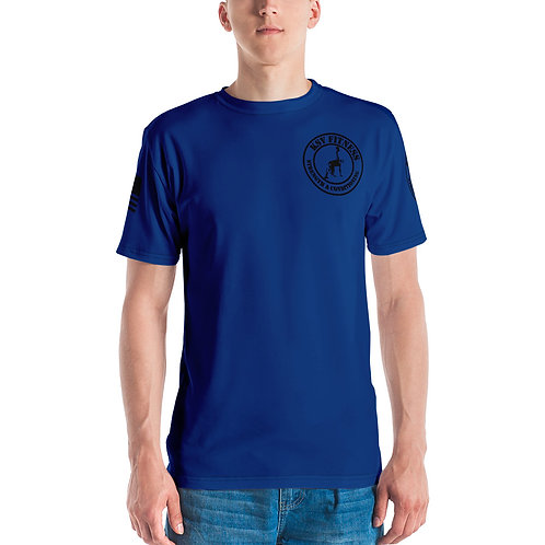 Men's T-shirt KSV Blue