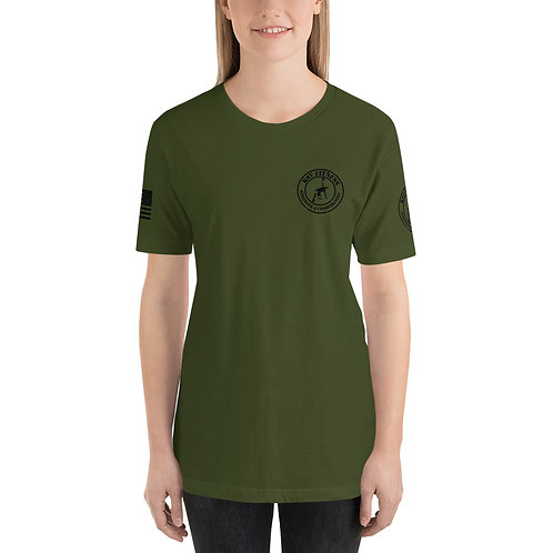 Short-Sleeve Tactical Mom T-Shirt