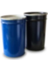 Konische Deckelbehälter 377 mm, 50 - 70