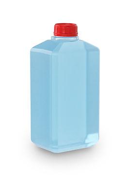 Flaschen Gruppe mit Vierkantflasche.81.j