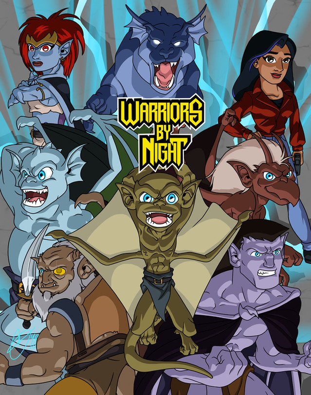 Warriors By Night