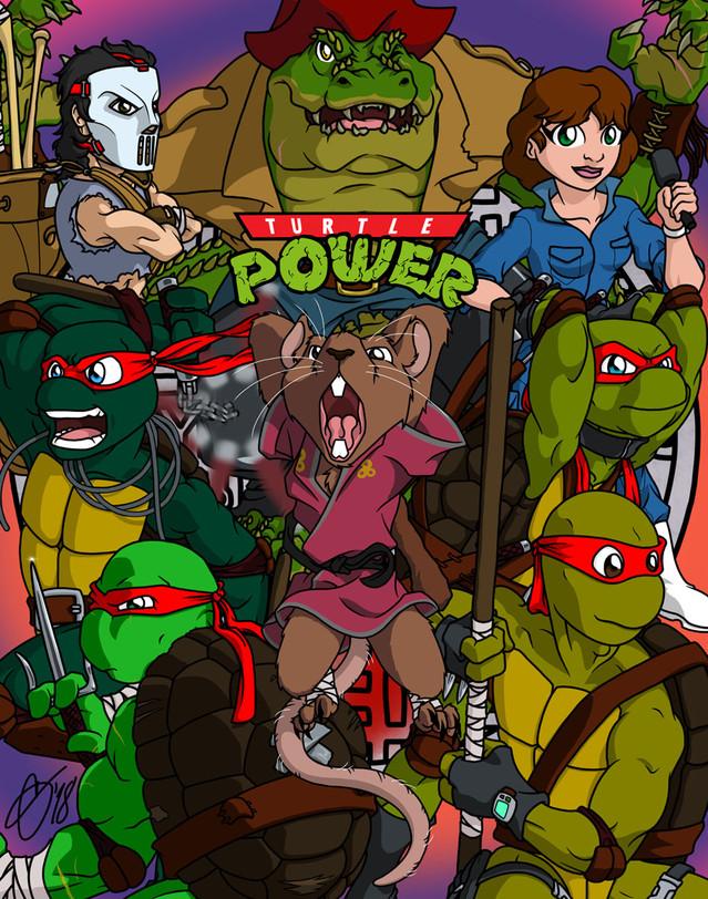 Turtle Power (comic)
