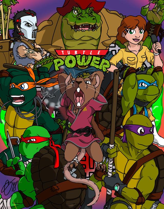 Turtle Power (cartoon)