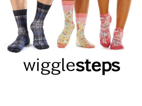 Coole Socken bedruckt mit Motivdesigns